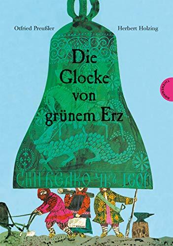 9783522435031: Die Glocke von grünem Erz