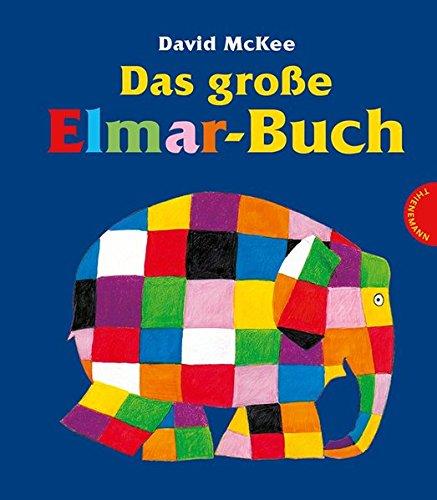 9783522435086: Das groáe Elmar-Buch