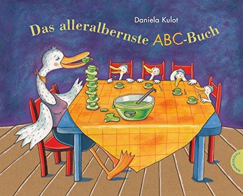 9783522435925: Das alleralbernste ABC-Buch