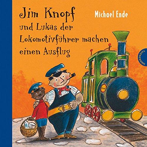 9783522436021: Jim Knopf und Lukas der Lokomotivführer machen einen Ausflug. Mit DVD: Kino für Kinder