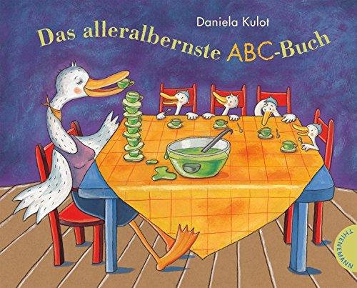 9783522436380: Das alleralbernste ABC-Buch: Mini-Bilderbuch
