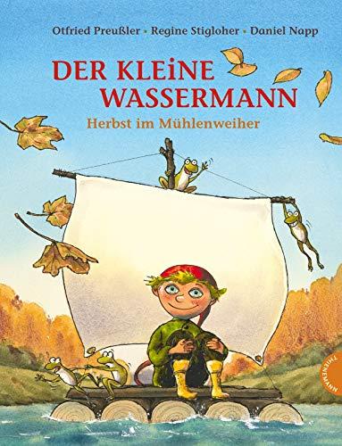 9783522437752: Der kleine Wassermann. Herbst im Mühlenweiher
