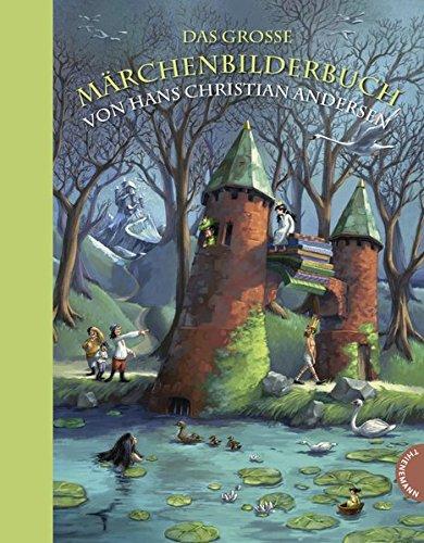 9783522437783: Das große Märchenbilderbuch von Hans Christian Andersen