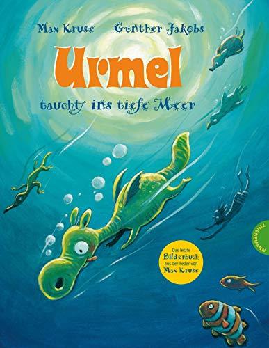 9783522437929: Urmel taucht ins tiefe Meer
