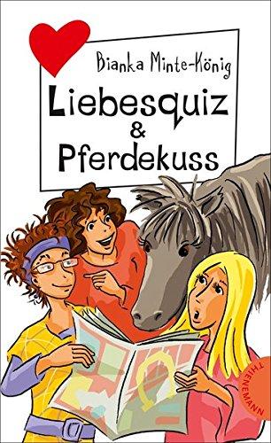 9783522500364: Liebesquiz und Pferdekuss