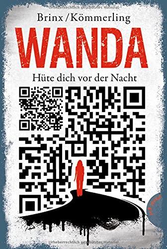 9783522503068: Wanda - Hüte dich vor der Nacht