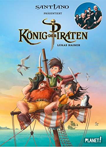 König der Piraten 1: König der Piraten;: Lukas Hainer