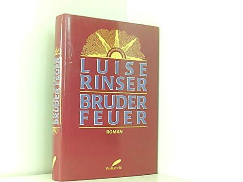 9783522702515: Bruder Feuer: Roman (German Edition)