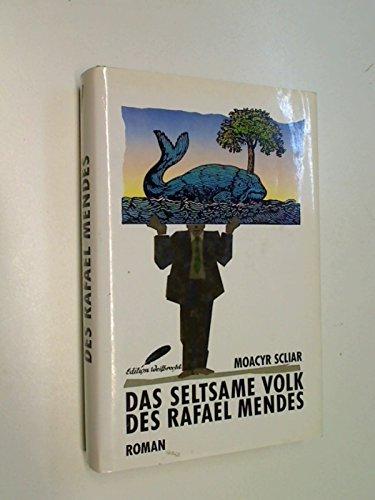 9783522705400: Das seltsame Volk des Rafael Mendes