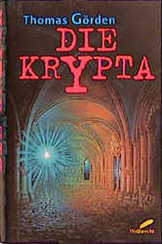 9783522717755: Die Krypta