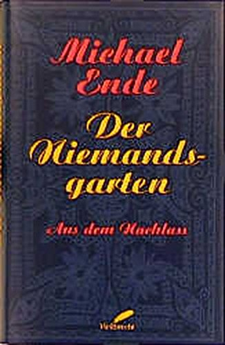 9783522720052: Der Niemandsgarten (German Edition)