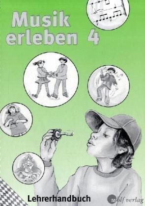 9783523014044: Musik erleben, Ausgabe Bayern, Lehrerhandbücher : 4. Jahrgangsstufe, Lehrerhandbuch