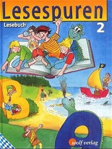 9783523700022: Lesespuren, Ausgabe Bayern, neue Rechtschreibung, 2. Schuljahr
