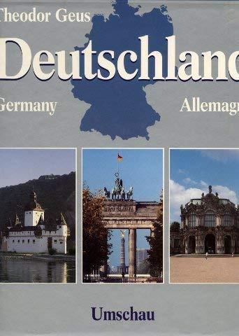 9783524630434: Deutschland Germany Allemagne : Dtsch.-Engl.-Französ.