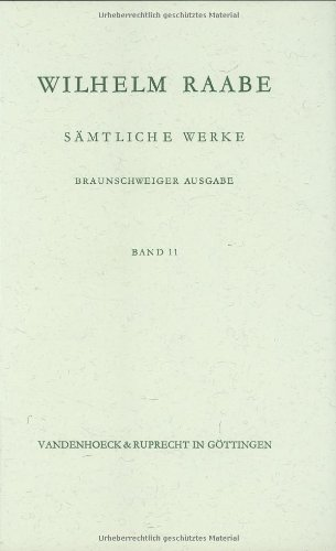 Wilhelm Raabe Bibliographie.: Raabe - Meyen, Fritz.