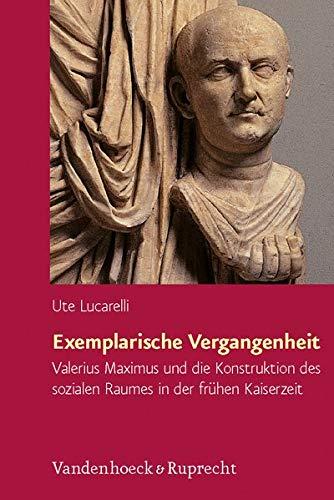 9783525252819: Exemplarische Vergangenheit (Hypomnemata)