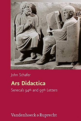 9783525252918: Ars Didactica: Seneca's 94th and 95th Letters (Hypomnemata)