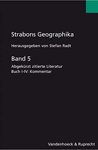 Strabons Geographika Bd.5: Stefan Radt