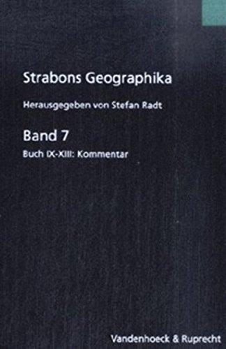 Strabons Geographika Bd.7: Stefan Radt