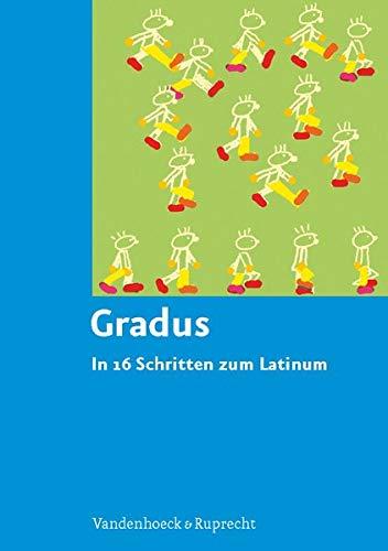 9783525265499: Gradus: In 16 Schritten zum Latinum