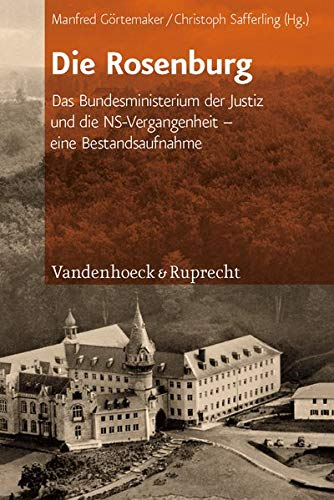 9783525300466: Die Rosenburg (German Edition)