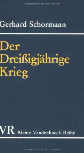 9783525335062: Der Dreißigjährige Krieg (Kleine Vandenhoeck-Reihe)