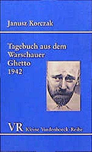 9783525335796: Tagebuch aus dem Warschauer Ghetto 1942