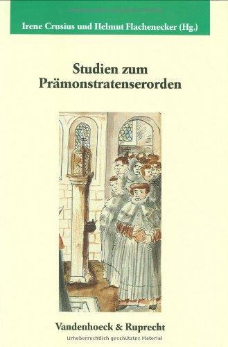 9783525351833: Studien Zum Pramonstratenserorden (Veroffentlichungen Des Max-Planck-Instituts Fur Geschichte)