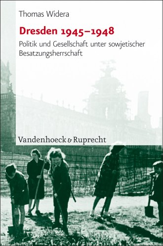 9783525369012: Dresden 1945-1948