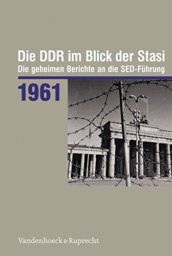 9783525375037: Die DDR im Blick der Stasi 1976: Die geheimen Berichte an die SED-F|hrung (Die DDR im Blick der Stasi. Die geheimen Berichte an die SED-Fuhrung)
