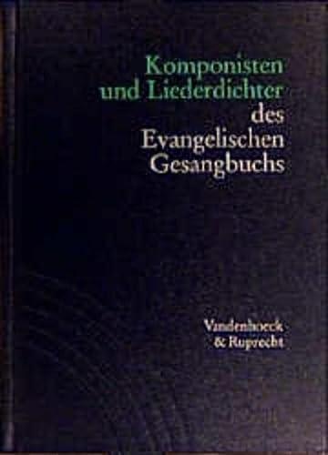 9783525503188: Handbuch zum Evangelischen Gesangbuch, 3 Bde. in 5 Tl.-Bdn., Bd.2, Komponisten und Liederdichter des Evangelischen Gesangbuchs