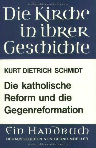 9783525523483: Die katholische Reform und die Gegenreformation (Orbis Biblicus Et Orientalis)