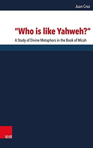 Who is like Yahweh?: Juan Cruz