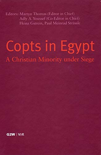 Copts in Egypt: Paul Meinrad Str�ssle