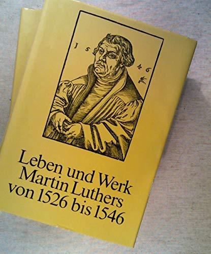 Leben und Werk Martin Luthers von 1526: Unnamed