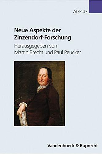9783525558324: Neue Aspekte der Zinzendorf-Forschung (Arbeiten zur Geschichte des Pietismus)