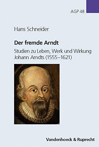 Der fremde Arndt: Hans Schneider