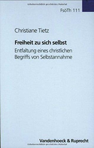 Freiheit zu sich selbst: Christiane Tietz