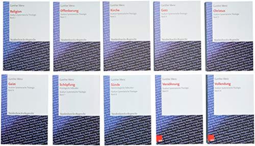 9783525567098: Studium Systematische Theologie / Studienpaket. 10 Bände