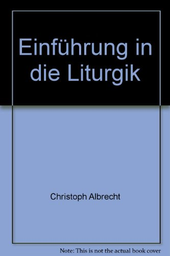 9783525571767: Einführung in die Liturgik
