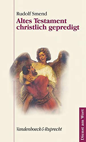 9783525593509: Altes Testament Christlich Gepredigt (Kritische Studien Zur Geschichtswissenschaft)