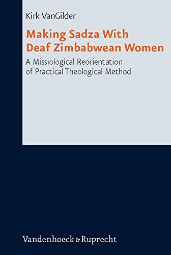 Making Sadza With Deaf Zimbabwean Women: Kirk VanGilder