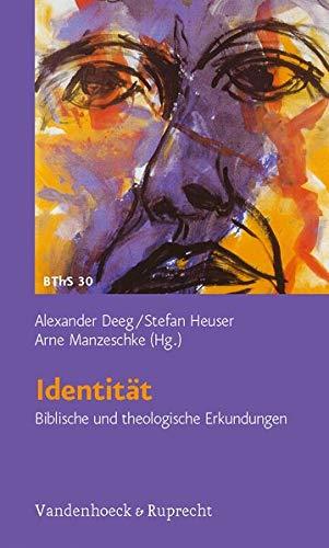 9783525615997: Identität (Biblisch-theologische Schwerpunkte)
