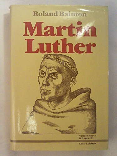 9783525633410: Martin Luther: An Introduction to His Life and Work