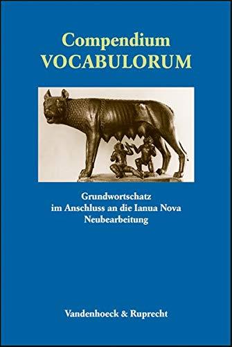 9783525710005: Compendium Vocabulorum: Grundwortschatz (Abhandl.D.Akad.Der Wissensch. Phil.-Hist.Klasse 3.Folge)