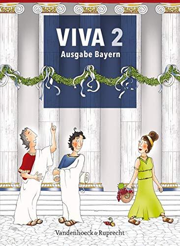 9783525710876: VIVA 2 - Ausgabe Bayern: Lehrgang für Latein ab Klasse 6