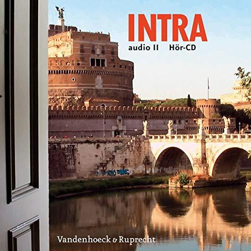 9783525718261: Intra Audio: Hor-cd Mit Nach Pronuntiatus Restitutus Gelesenen Intra-texten: 2