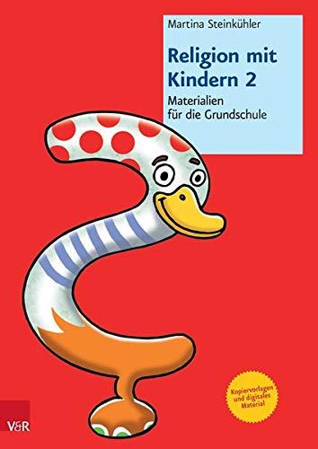 9783525776810: Religion mit Kindern 2: Materialien f|r die Grundschule (German Edition)