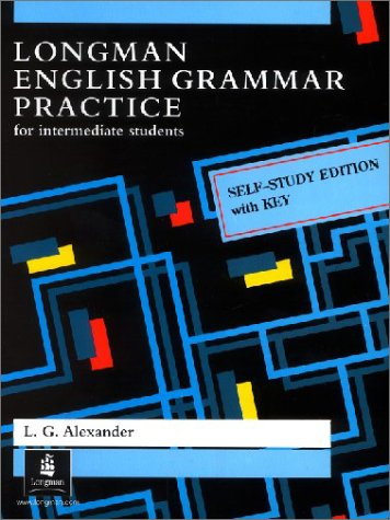 9783526045007: Longman English Grammar Practice. For intermediate students.