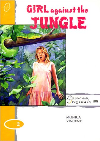 9783526074984: Girl Against the Jungle. (Lernmaterialien)